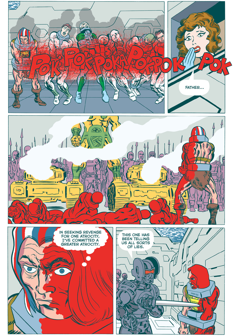 American Barbarian Book 4 Page 8