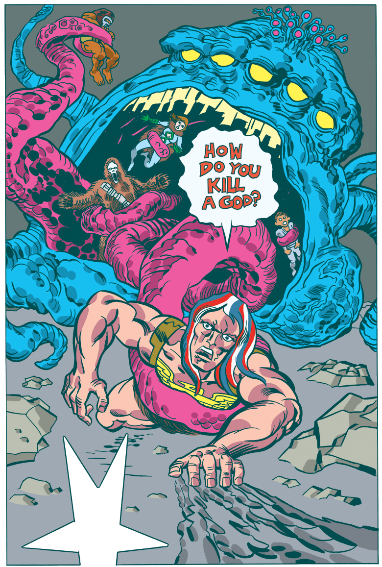American Barbarian Book  6 Page 34
