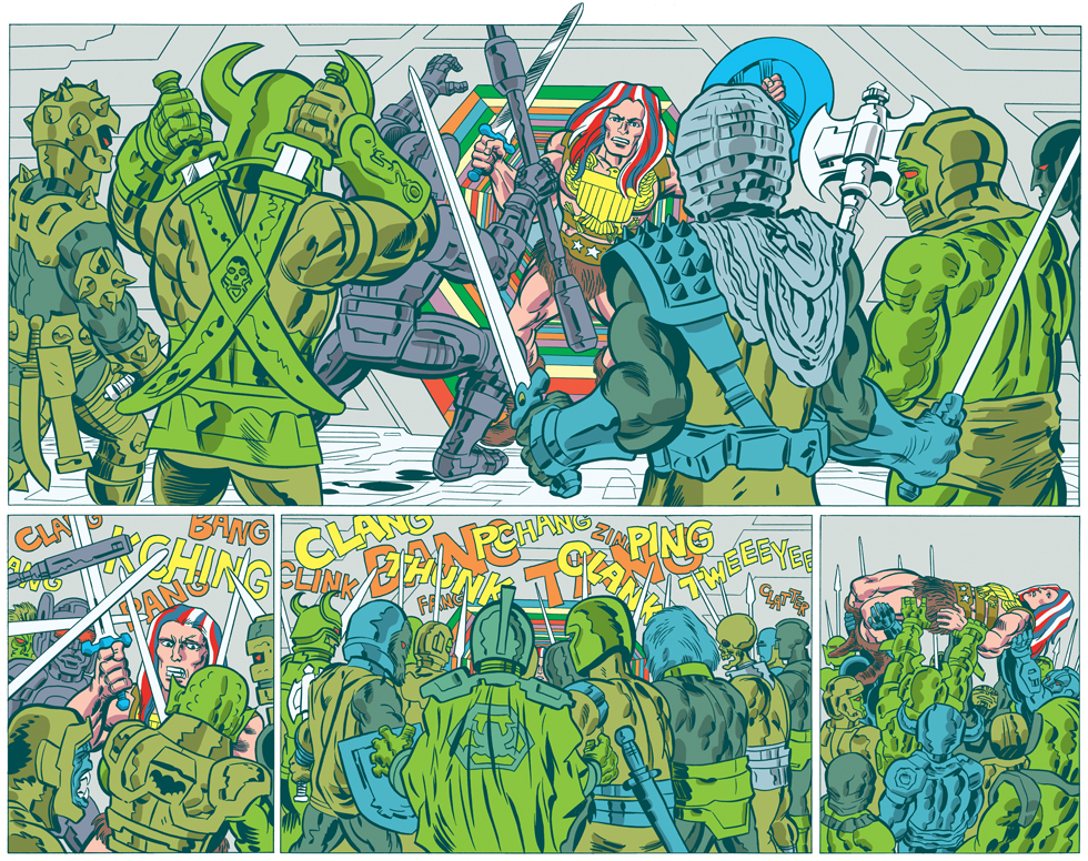 American Barbarian Book 4 Page 6