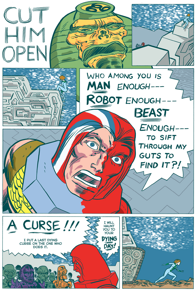 American Barbarian Book 4 Page 11