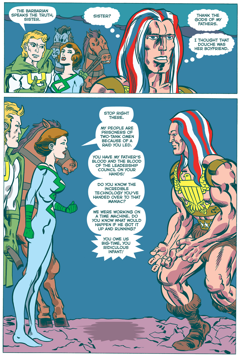 American Barbarian Book 5 Page 8