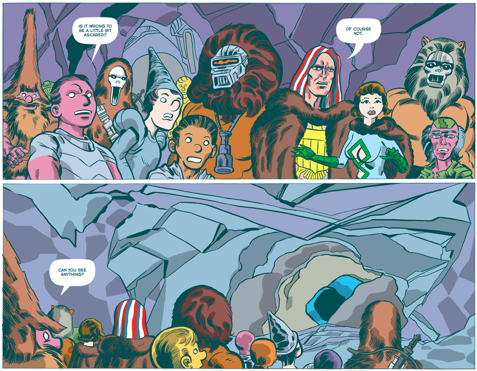 American Barbarian Book 6 Page 21