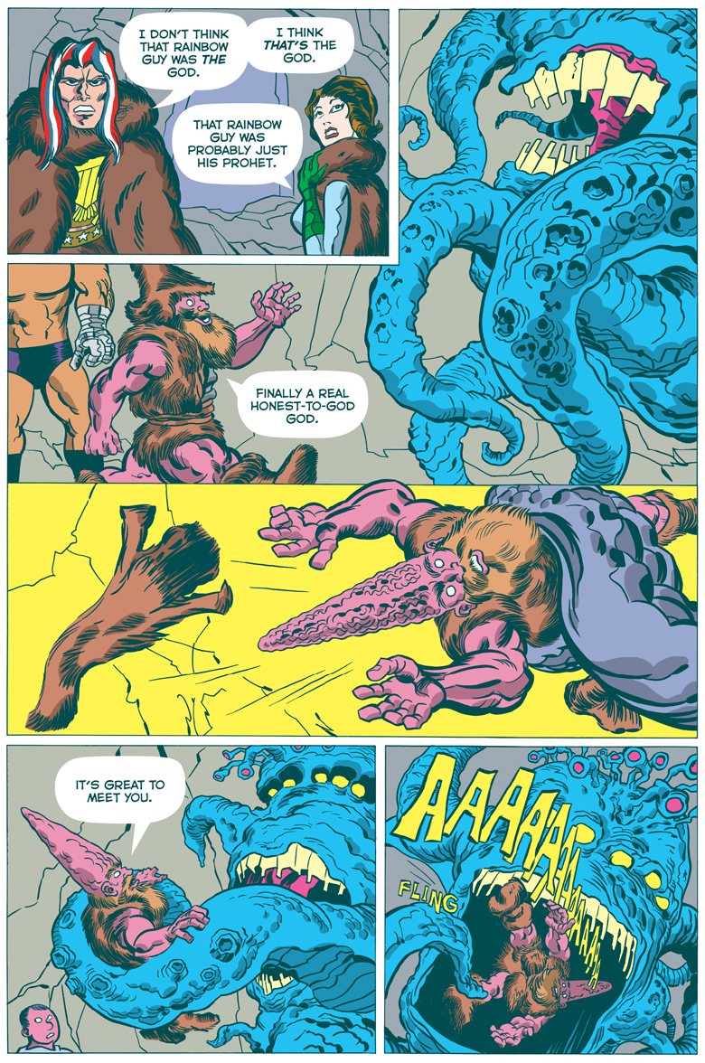 American Barbarian Book 6 Page 26