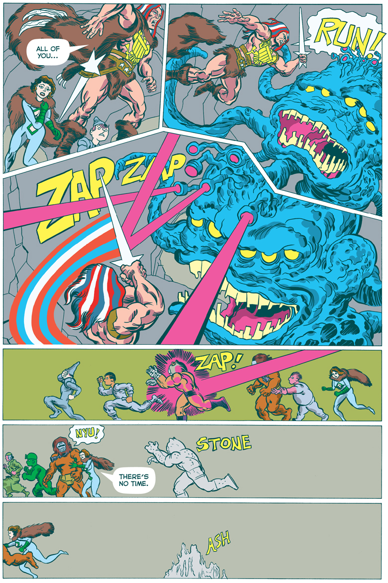 American Barbarian Book  6 Page 27