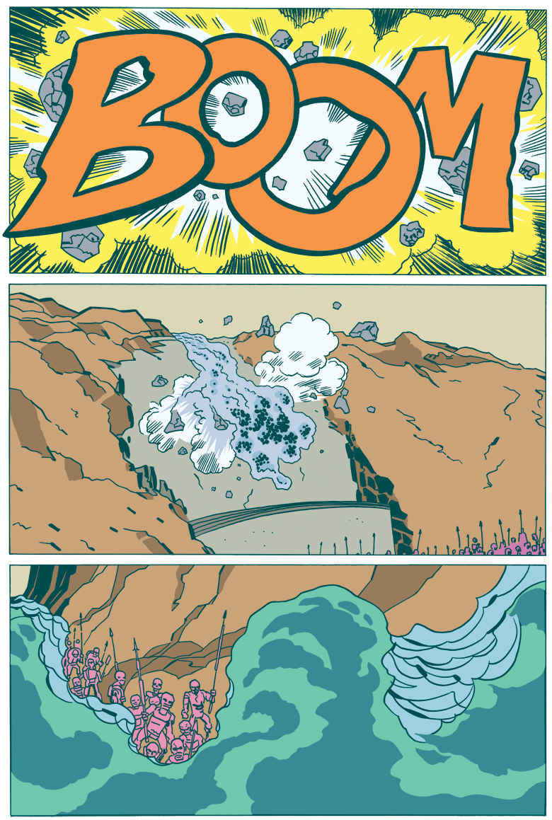 American Barbarian Book  7 Page 13