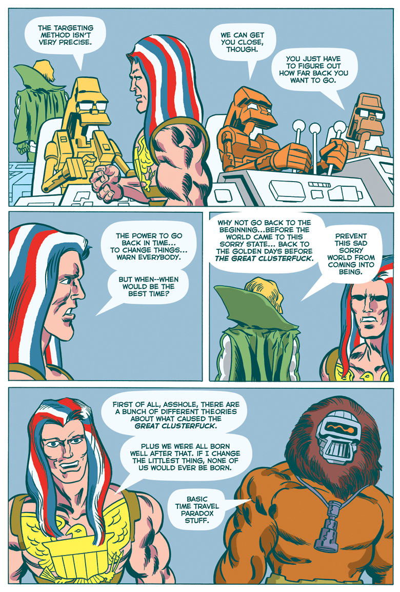 American Barbarian Book 9 Page 3