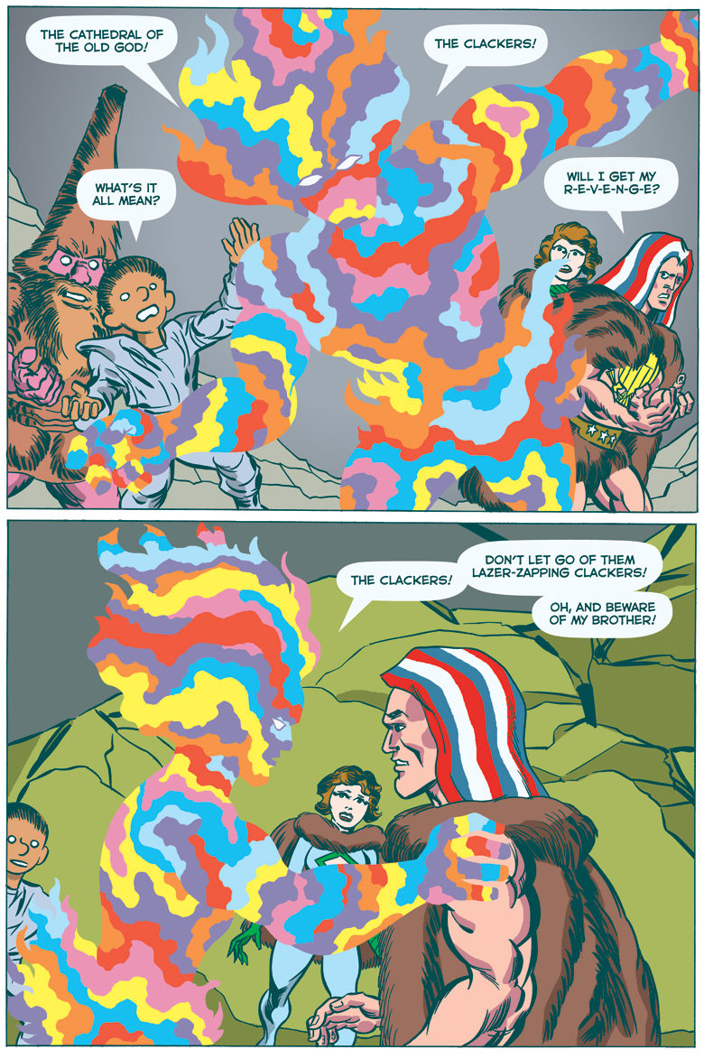 American Barbarian Book 9 Page 12