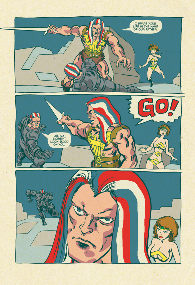 American Barbarian Book 10 Page 12